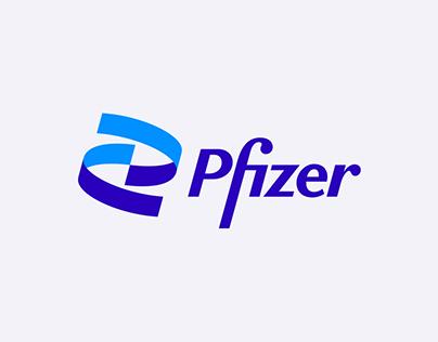 Pfizer — website redesign