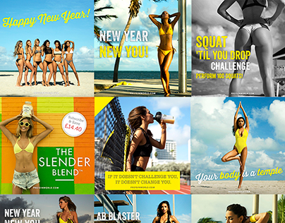 Graphics for Social Media | Protein World