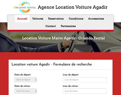 Location voiture Agadir Maroc