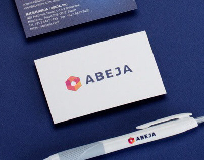 ABEJA, Inc. Corporate Branding