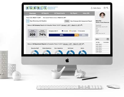 Rubric - Enterprise Software Redesign