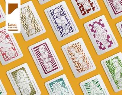 GRAFRICADAS | Card Game