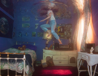 Weyes Blood - Titanic Rising Album Cover