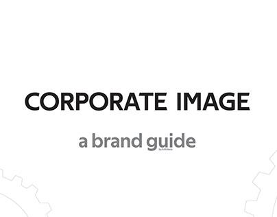 a PR&Ad agency brand guide