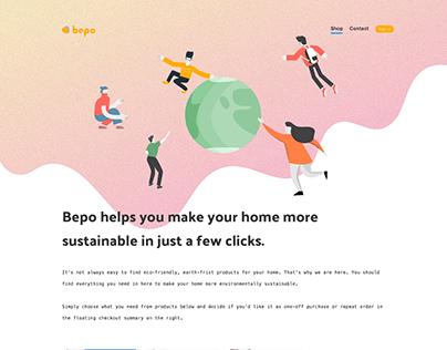 Bepo online store