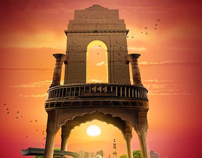 IBN7 Delhi darbar ad