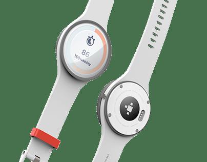 2020_GARMIN Product design + UI/UX