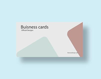 Sample Buisness Card
