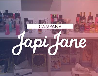 Campaña Japi Jane