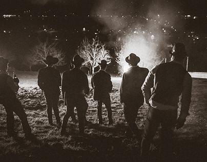 PHOTOGRAPHY   Reportage Scheibenschlagen im Schwarzwald