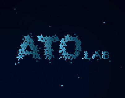 ATO lab - Logo, Branding, Design