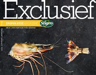 Exclusief magazine #20 100%   Sligro