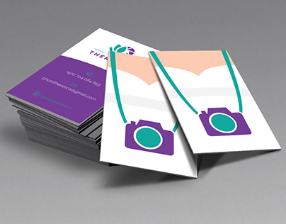 Corporate identity (client: Photo Theresca)