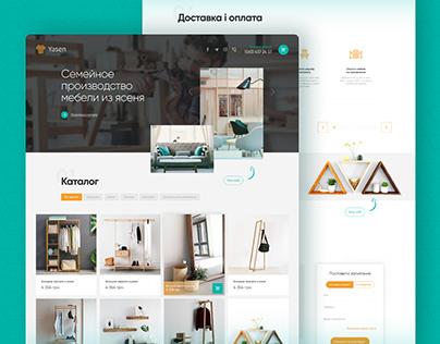 Yasen (Internet Shop, Furniture)