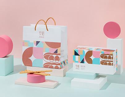 ANGE CRUNCHY STICK | Packaging Design