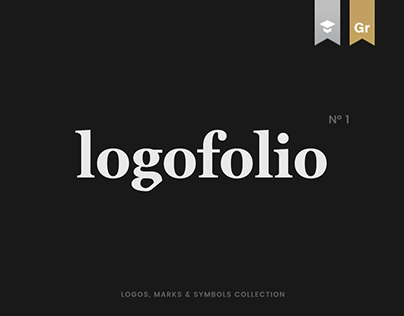 Logofolio: logos, marks & symbols collection
