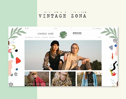 VintageZona - Online Shop
