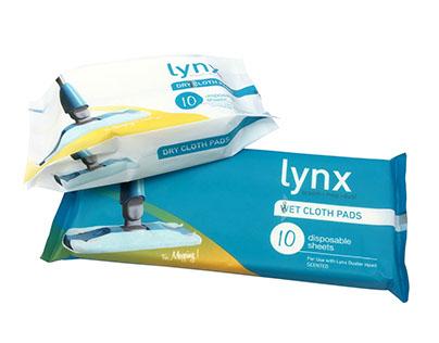 lynx™ packaging