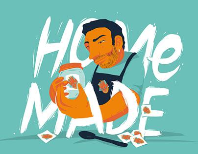 DECRECIMIENTO / HomeMade
