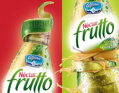 Campaña Néctar Frutto 2015
