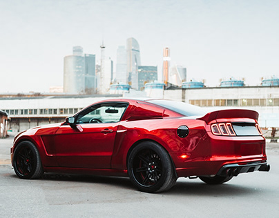Ford Mustang – Shelby Super Snake