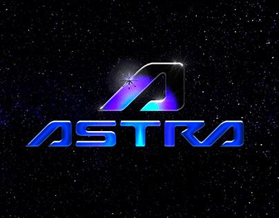 ASTRA RECORDS ISOLOGOTYPE