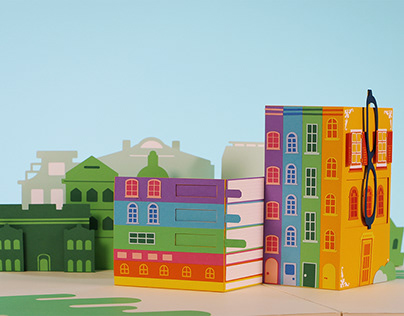 PopUp Book - Brazilian Ministry of Education