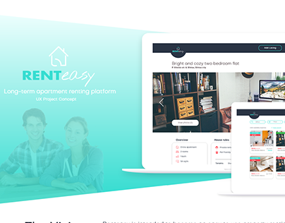 Renteasy - property rent