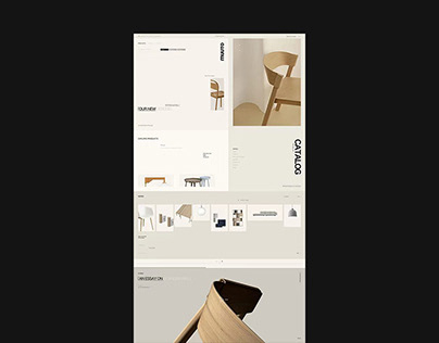 Muuto - Website