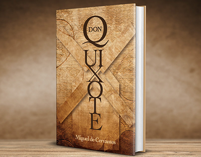 Don Quixote Book Covers
