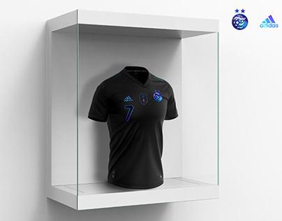 Adidas Algeria Third Kit concept