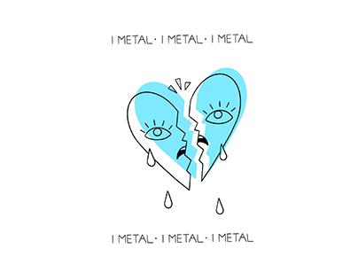 Illustration - IHeartMetal