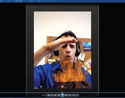 Démo réalité augmentée AR