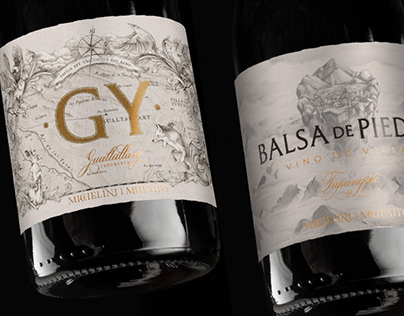 GY - Wine label