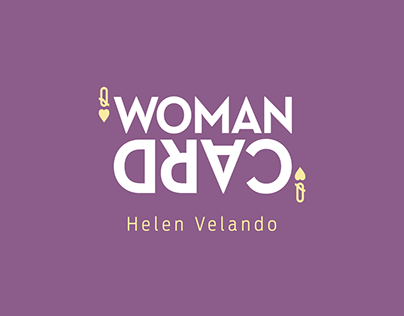Woman Card Project - Helen Velando