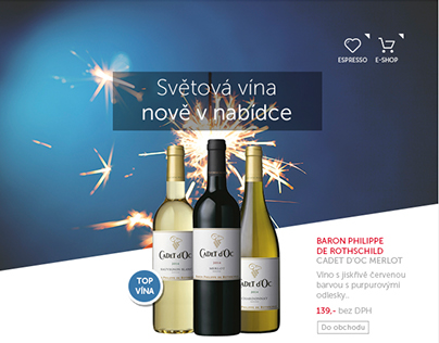 B2B wine newsletter