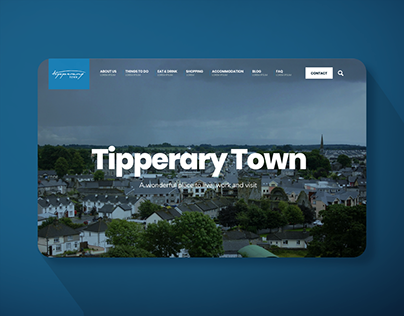 Tipperary Town Website