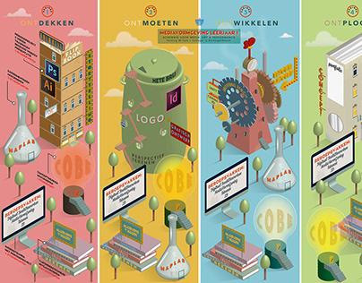 Visualisation of Art class curriculum