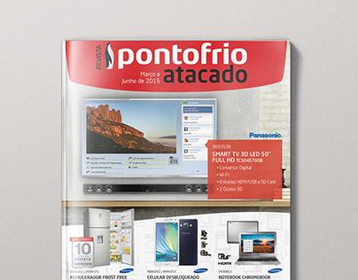 Catálogo Pontofrio Atacado