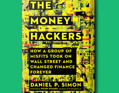 The Money Hackers Book Cover Design