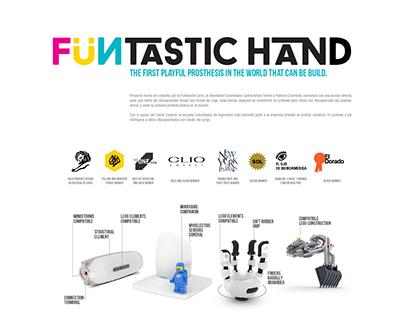 FUNTASTIC HAND