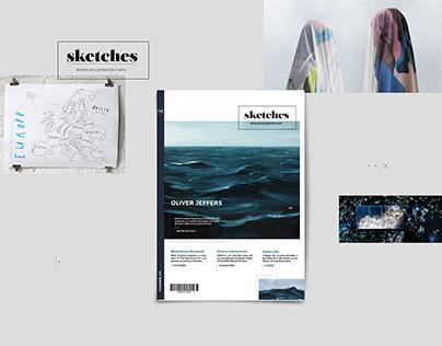Sketches // Revista de Ilustración y Arte