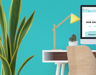 Stunning workspace | Wix.com