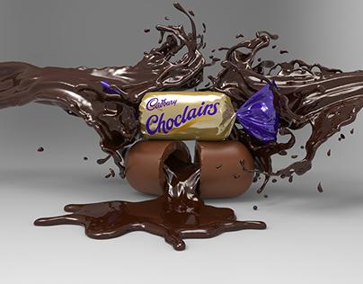 Cadbuary Eclairs