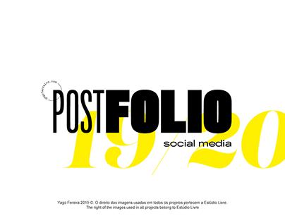 Postfolio 19/20