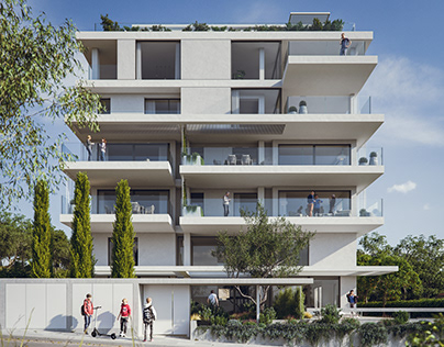 Alimos Project - Exteriors