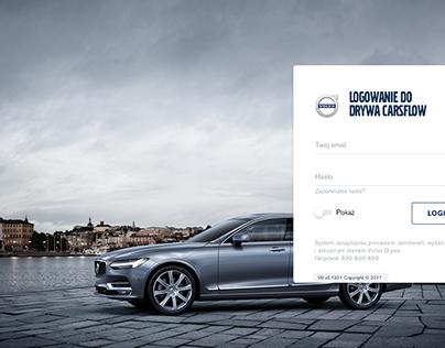 Volvo carsflow app