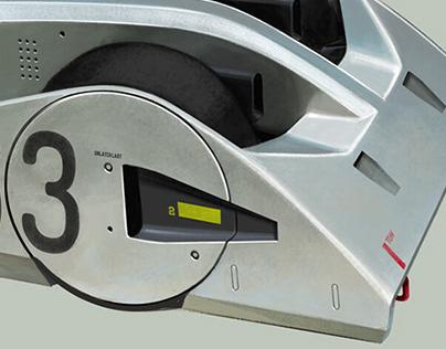 Schauder-Mechendi CZ9 1989 Automata Le Mans