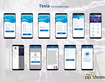 Mobile App Development - Tesla