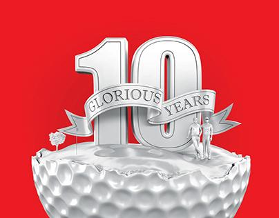 Vodafone TeeWalk Golf 2019